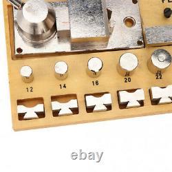 Machine Manuelle De Shaper De Courbure D'anneau De Bender D'anneau Pour La Fabrication De Bijoux