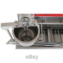 Maker Commercial Auto Donut Machine De Fabrication Avec Moule En Acier Inoxydable En Option
