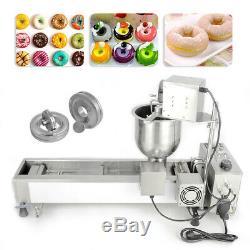 Maker Donut Commercial Maker Automatique Donut Making Machine 3 Taille De Moisissures