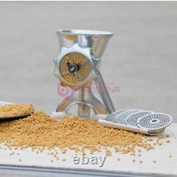 Manual Birds Fishing Bait Granulateur Making Machine Animal Food Maker Pelleter