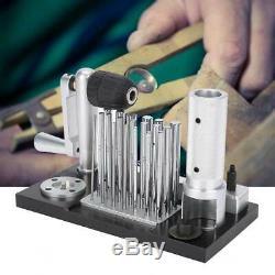 Manuel Professionnel En Acier Inoxydable Jump Maker Anneau Machine Outils De Fabrication De Bijoux