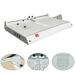 Mise À Niveau A3 Size Hardcover Case Maker Portable Hardback Hardbound Making Machine
