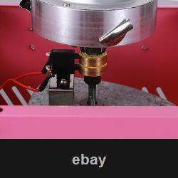 New Electric Commercial Faire Floss Maker Bonbons Coton Machine À Sucre 220 V