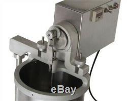 Nouveau Approuvé Commercial Automatique Donut Fryer / Making Machine Maker 3 Set Moule Pr