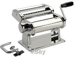 Nouveau Avanti Acier Inoxydable 150mm Pâtes Making Machine Maker