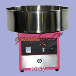 Nouveau Barbe À Sucre Électrique Commercial Floss Making Machine Cotton Sugar Maker 220v