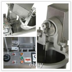 Nouvelle Machine Automatique En Acier Inoxydable Mini Donut Maker Donut Making Machine 3 Tailles Ce