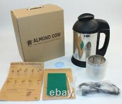 Nouvelle (boîte Ouverte) Usine De Vache D'amande À Base De Lait Fabricant Fait Maison Machine
