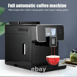 Professionalfull-automatic Touch Screen Coffee Making Machine Fancy Coffee Maker