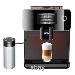Professionnel Complet Automatique Latte Maker Machine À Café Faire-américaine Italienne