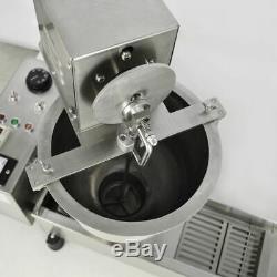 Réservoir Commercial, 3 Huile Machine Mouliste, Large Ensembles Making Automatique Donut
