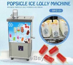 Set Moule Unique Glace Popsicle Machine De Fabrication, De La Glace Lolly Machine À Glace Lollipop Maker