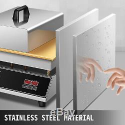 Soufflé Crêpes Maker Commercial Soufflé Machine 1500w Soufflé Machine De Fabrication