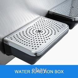 Vevor Commercial 10l Slush Making Machine Frozen Drink Smoothie Ice Maker 2.7gal