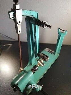 Vintage 3m Sasheen S-72 Bow Making Machine Heavy Duty Maker Ruban À Manivelle