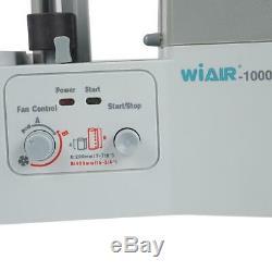 Wiair-1000 Coussin Coussin D'air Maker Bubble Wrap Making Machine Coussin D'air Film